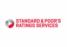 Logomarca da Standard & Poor's Ratings Services